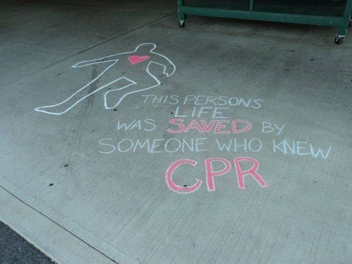 Knew CPR